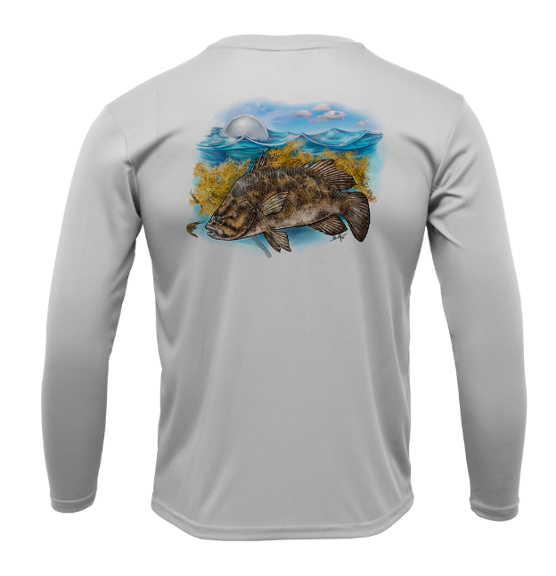 Treway Outdoors Performance Tripletail Long Sleeve