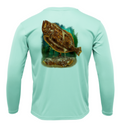 Treway Outdoors Flounder Long Sleeve