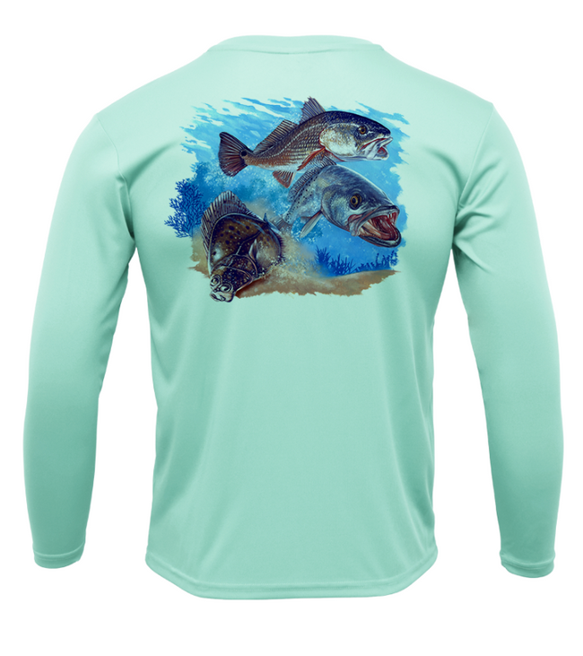 Treway Outdoors Inshore Slam Long Sleeve
