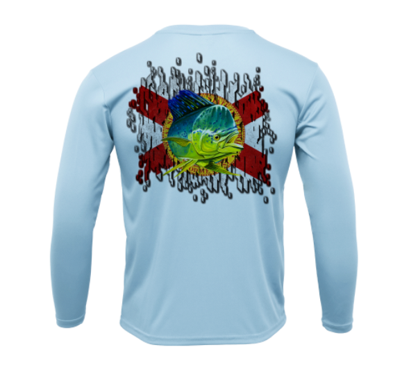 Treway Outdoors Florida Mahi Long Sleeve