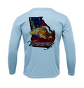 Treway Outdoors Redfish Georgia Performance Long Sleeve