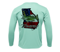 Treway Outdoors Largemouth Georgia Performance Long Sleeve