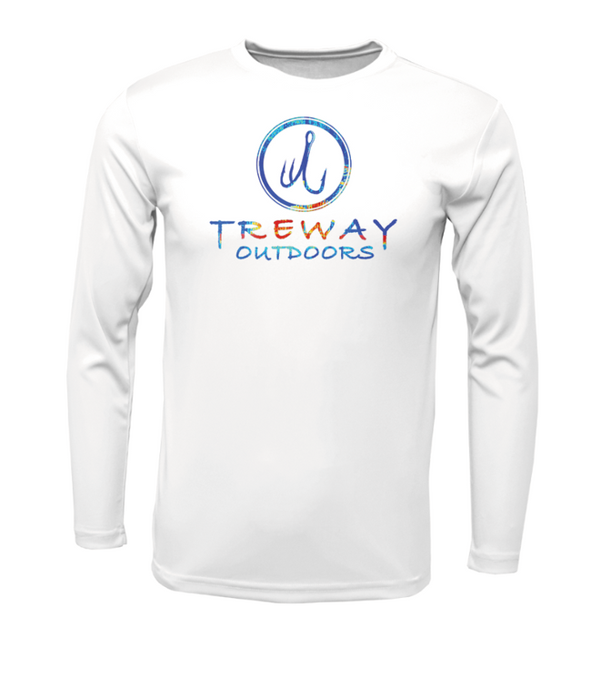 Treway Sonar Series Bluefin Tuna Performance Long Sleeve