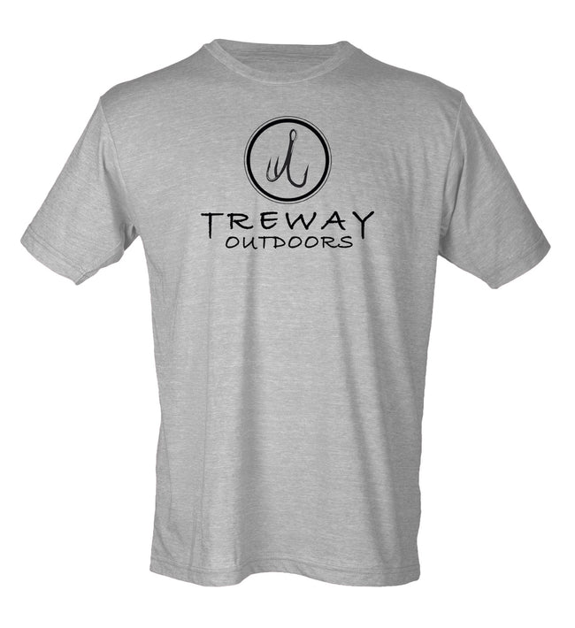 Treway Outdoors Triblend Short Sleeve Tee
