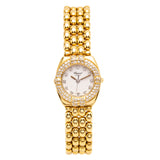 Chopard Gstaad 18kt Yellow Gold 24mm Case w/Diamond Bezel & Hour Markers - 5229