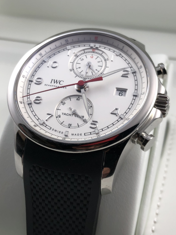 IWC Portugieser Yacht Club Chronograph Newest 43.5mm - IW390502