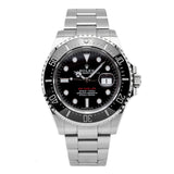 Rolex Sea-Dweller 43mm Stainless Steel w/Black Dial & Ceramic Bezel - 126600