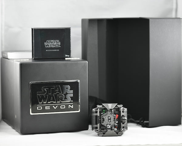 DEVON Works Star Wars Watch Limited Edition of 500 - NEW w/ Factory Warranty
