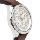 Breitling Bentley B06 49mm Stainless Steel Automatic w/White Dial - AB061112/G802