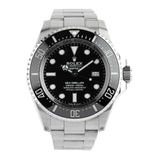 Rolex Sea-Dweller / Deepsea Stainless Steel w/Black Dial 44mm - 126660