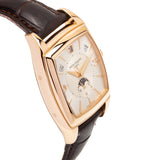 Patek Philippe Gondolo 38.5mm 18kt Rose Gold Case w/Moonphase Arabic Ivory Dial - 5135R