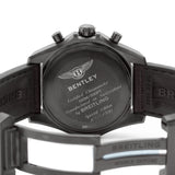 Breitling Bentley B06 Limited Edition Midnight Carbon 44mm DLC Titanium Case w/Blue Dial - MB0612