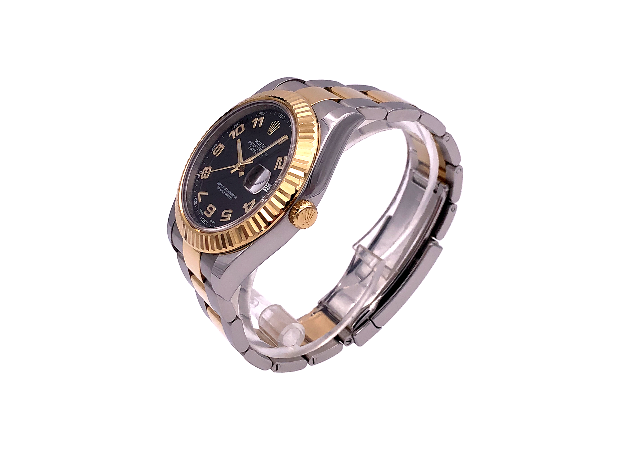 Rolex Datejust II Two Tone 18kt Yellow Gold/Stainless Steel – 116333
