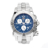 Breitling Emergency Mission Stainless Steel Blue Dial - A7332111/C598