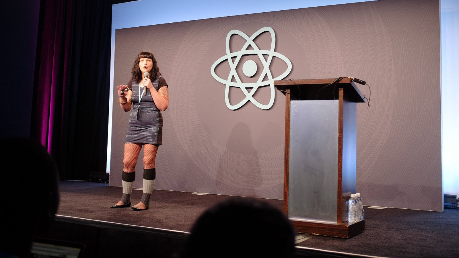 Women in Tech: Devon Lindsey talks Open Source Software Communities at React 2016