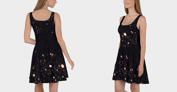 Exoplanet Astronomy Space Dress