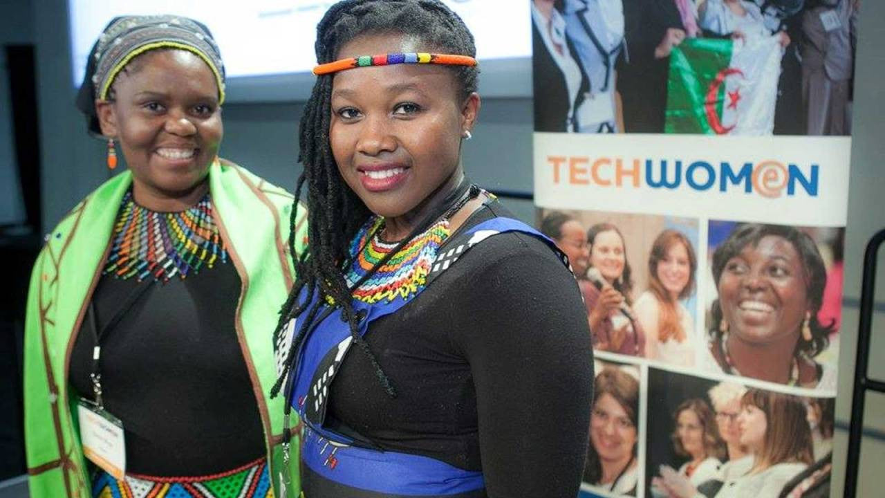 TechWomen Women in Technology Organization