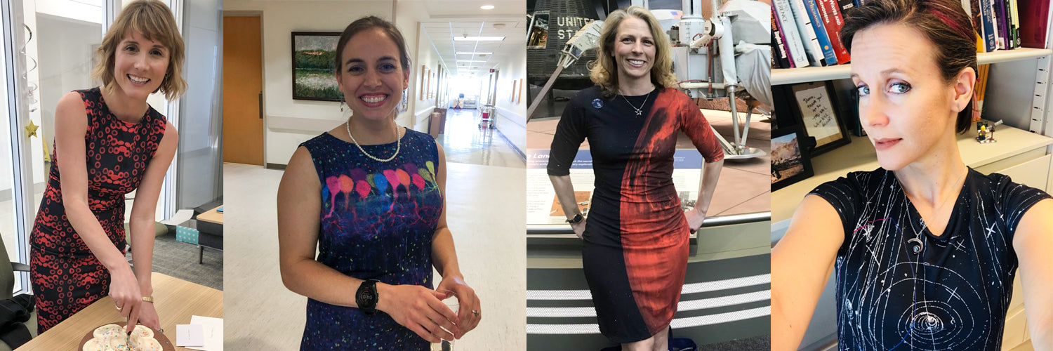 Women in STEM - Shenova Dresses