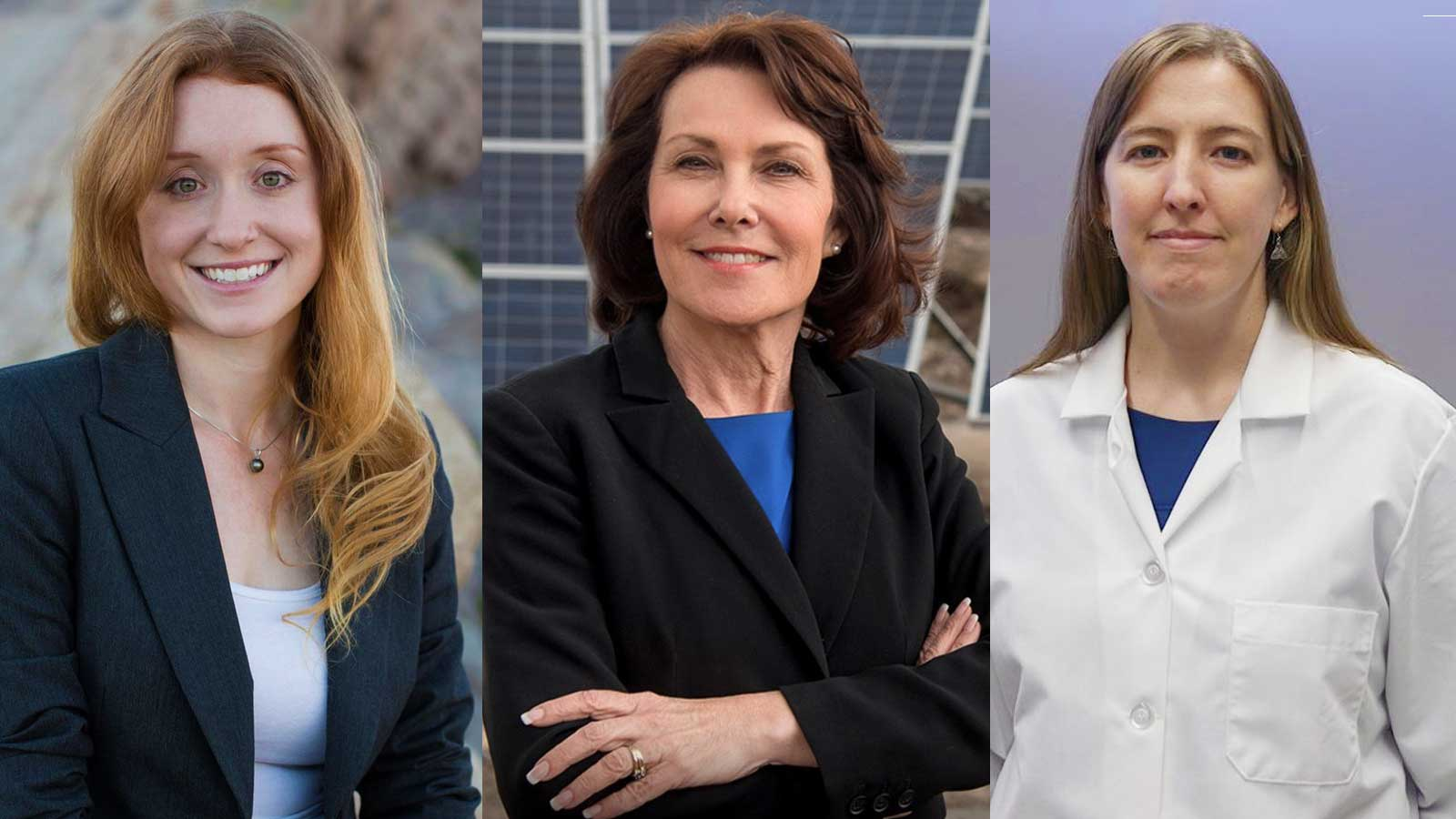 Jess Phoenix and other women scientists running for office in 2018