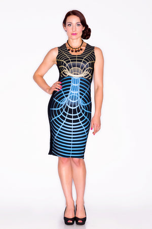 SpaceTime Warp Dress