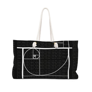 Fibonacci Sequence Bag Back
