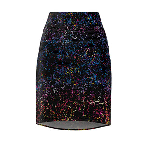 Dark Matter Pencil Skirt