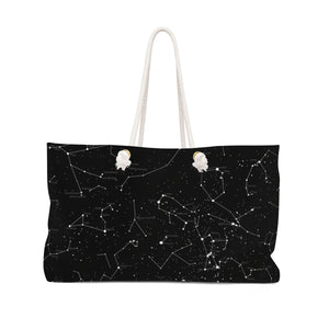 Constellation Star Map Bag Back