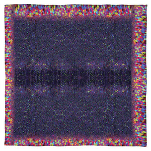 Brainbow Silk Scarf