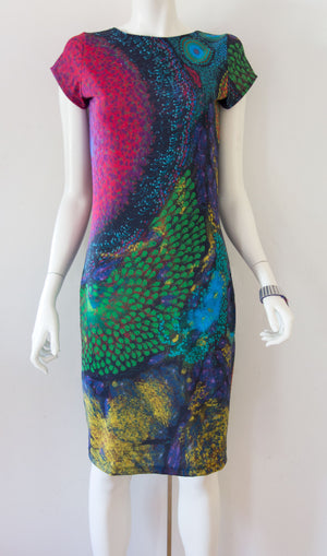 Graphcore Artificial Intelligence Dress Front