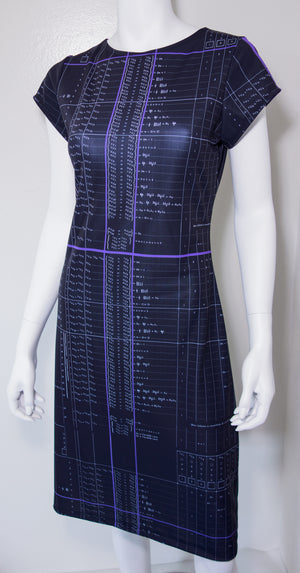 Ada Lovelace Computer Algorithm Code Dress Custom STEM