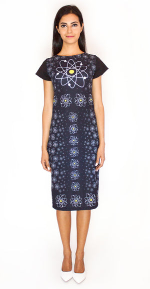 Nuclear Science Dress front