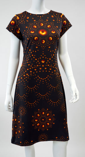 EHT Black Hole Dress Front