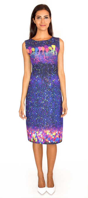Brainbow Dress