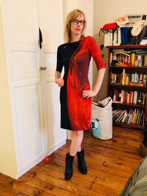 Mars Astronaut Dress