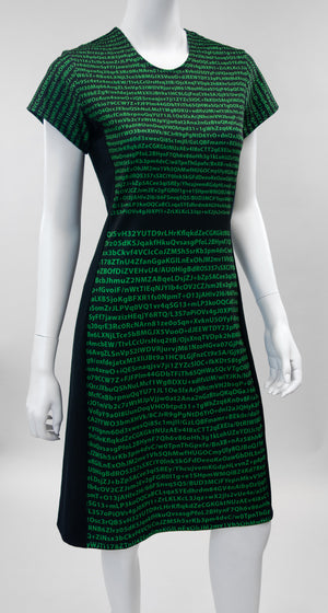 encryption dress for women in tech cryptography