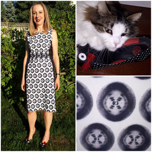 Rosalind Franklin Dress