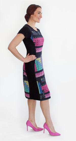 Periodic Table Dress