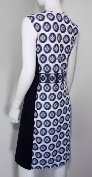 Rosalind Franklin Photo51 Dot Dress Back