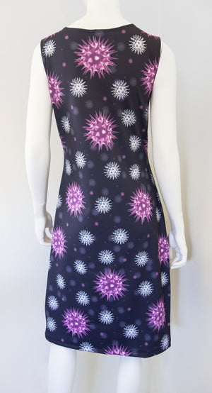 Virus Immunology Vaccination Dress Back