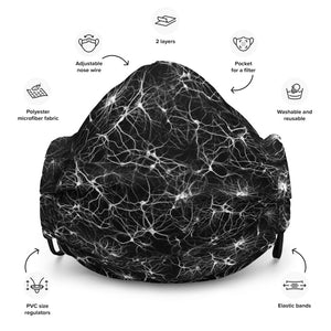 Neurons Face Mask