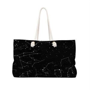 Constellation Star Map Bag Front