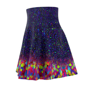 Brainbow Skater Skirt