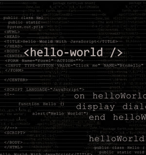 Hello World Dress