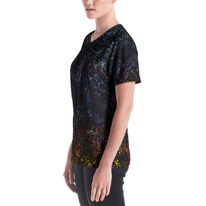 Dark Matter Women's V-Neck T-Shirt