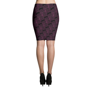 Brain Pencil Skirt