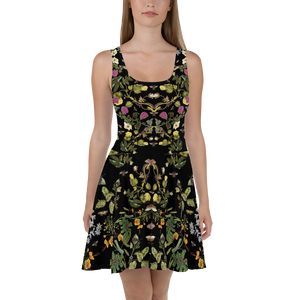 Maria Sibylla Merian Botanist Dress