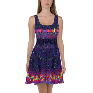 Brainbow Neuroscience Dress