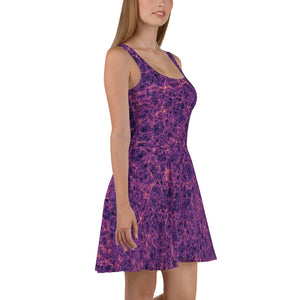 Millennium Simulation Skater Dress