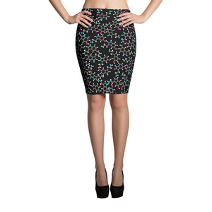 Serotonin Pencil Skirt
