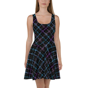 Gravitational Waves LIGO Skater Dress